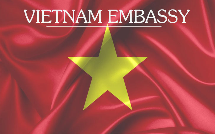 How long does it takes to process visa at the Vietnam Embassy?