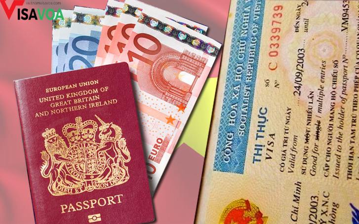 Vietnam business visa for British citizens