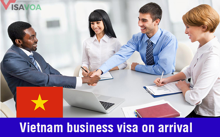 Get Vietnam business visa on arrival
