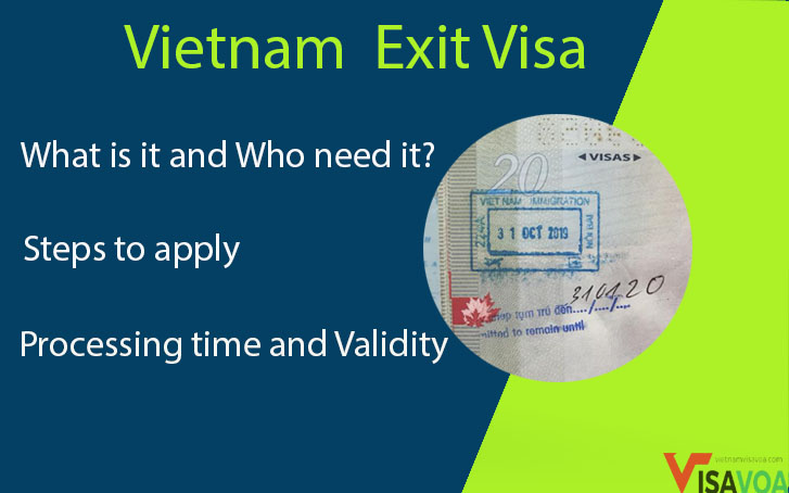 Vietnam Exit Visa: Eligibility, Application, Requirement and Validity