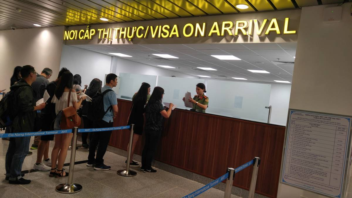 Where to get Vietnam visa on arrival? Vietnam international airports (updated 2019)