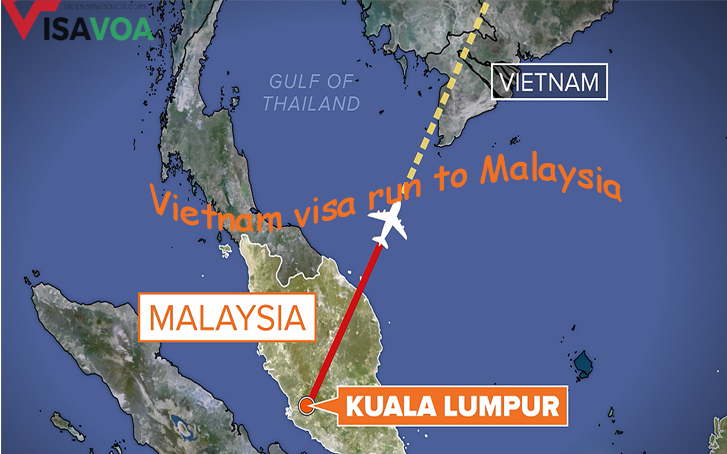 All you need to know about Vietnam visa run to Malaysia