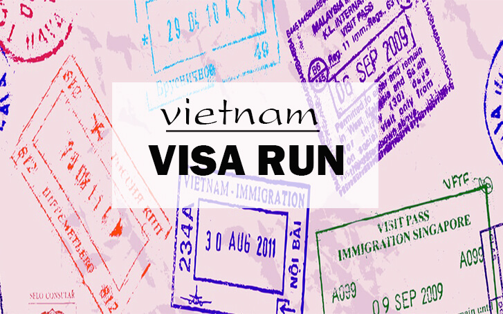 How to get Vietnam visa run