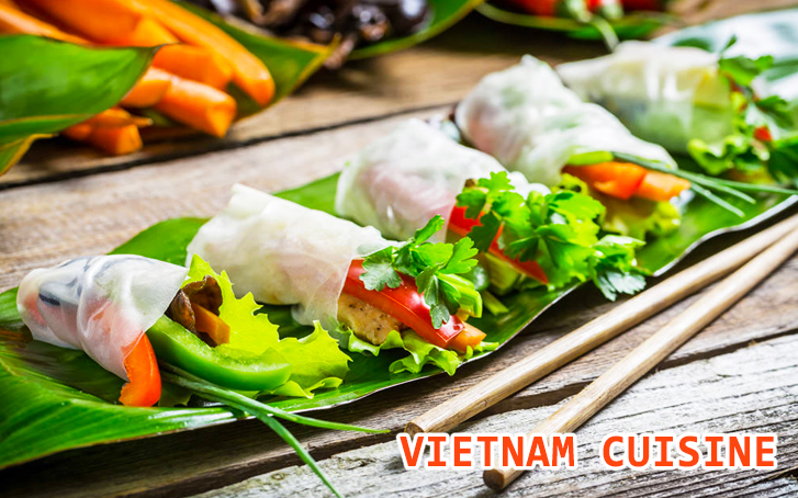 Must know about Vietnamese cuisine
