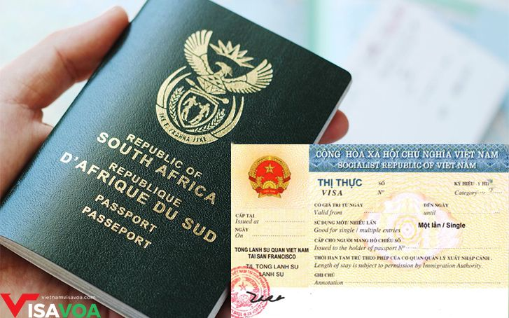 Everything you need to know about Vietnam working visa for South African