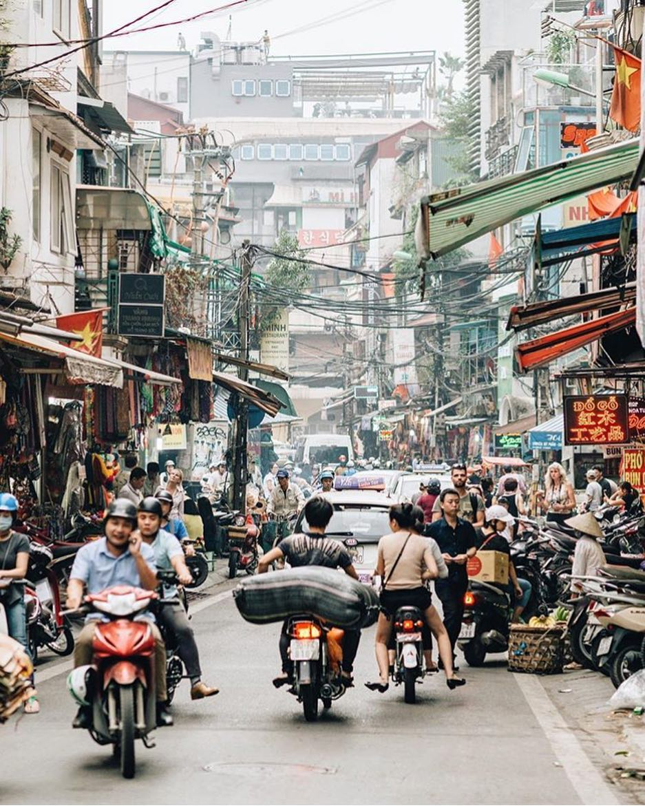 Best places to visit in Hanoi Old Quarter