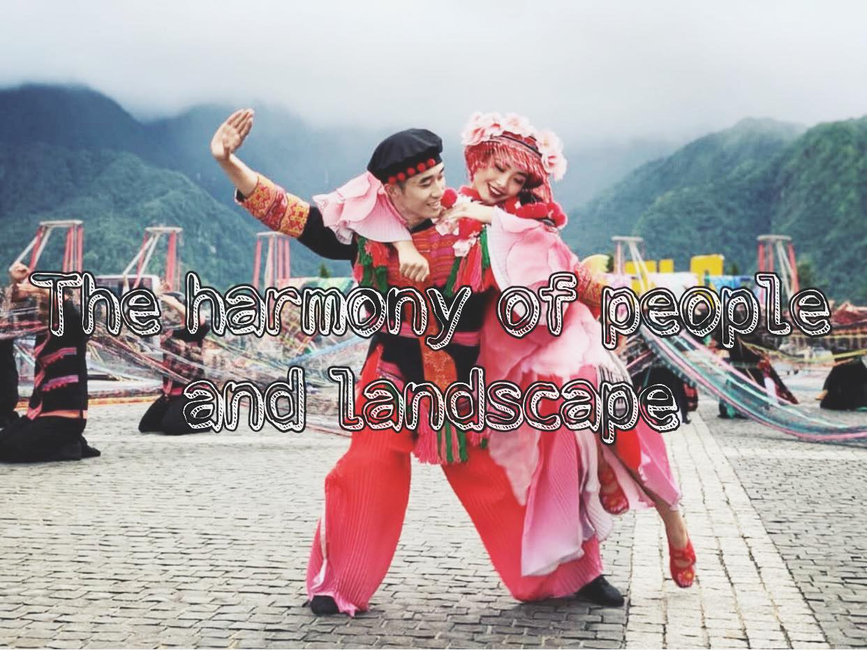 Sapa- the harmony of people and landscape