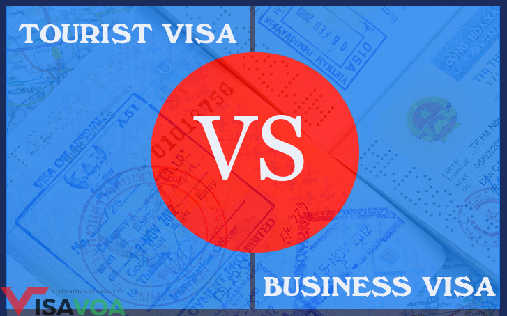 Tourist vs Business Vietnam visa- What you need to know when travelling to Vietnam