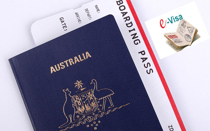 Vietnam E-visa for Australian citizens