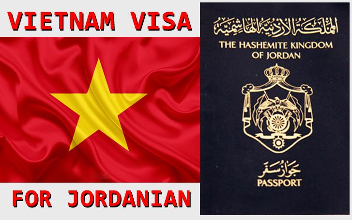 A Complete Guide to Get Vietnam Visa for Jordanian