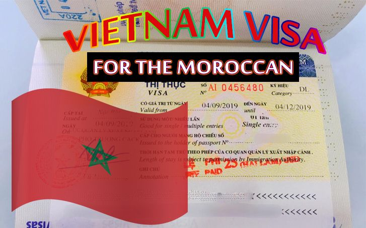 Complete guide to apply for a Vietnam visa with Moroccan passport