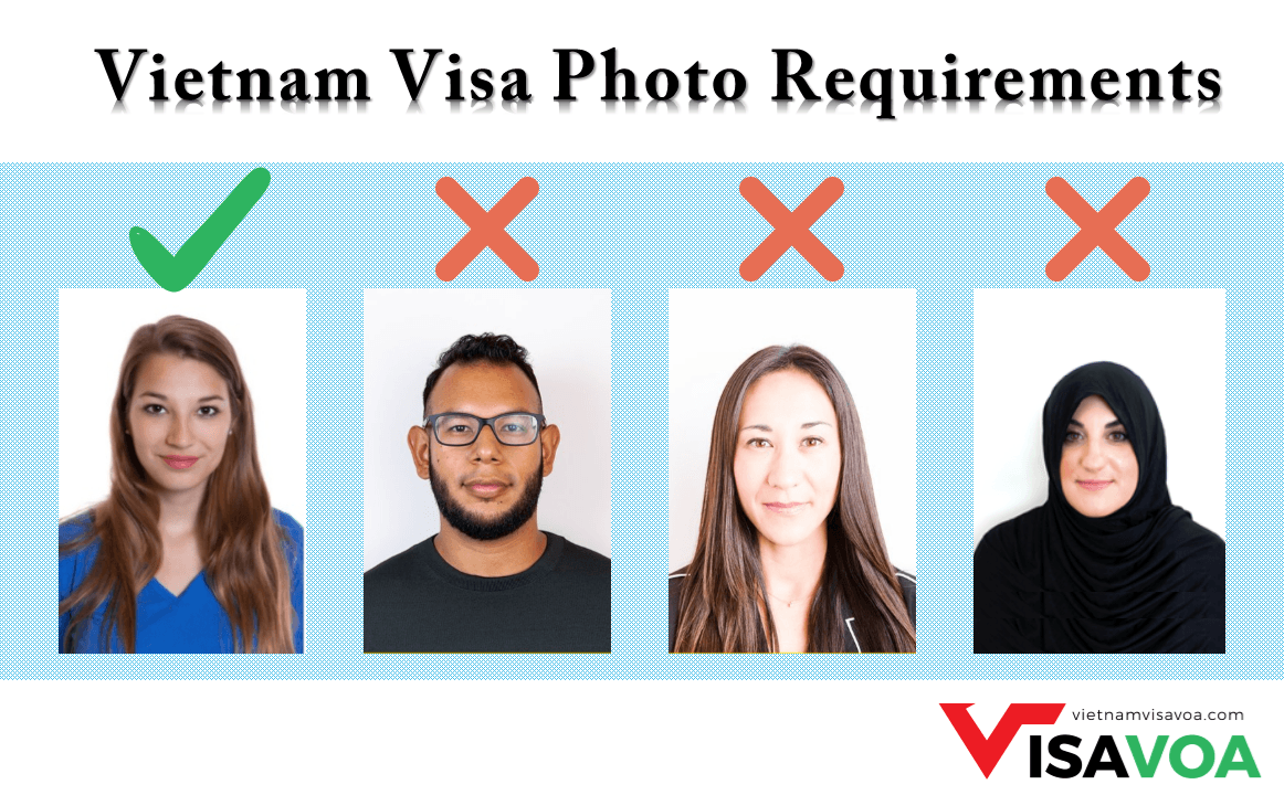 Vietnam Visa Photo Requirements