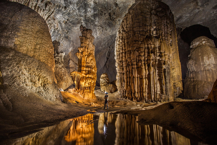 Son Doong Cave, Vietnam - The world largest cave